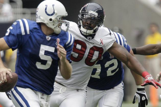 Mario Williams to Falcons: Why Ex-Texans DE Would Look Good in Atlanta