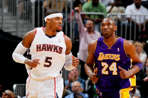 Lakers Trade Rumors: Josh Smith and Kobe Bryant Would Be Toxic Combo