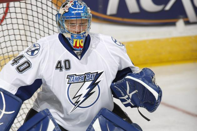 Dustin Tokarski to Start for Tampa Bay