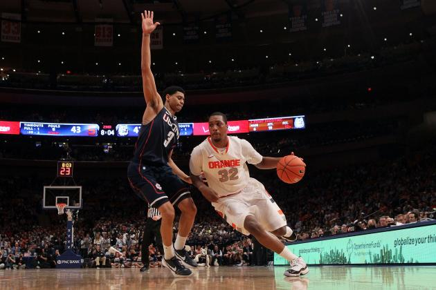 Big East Tournament 2012 Schedule: Kris Joseph and Players Needing Huge Games