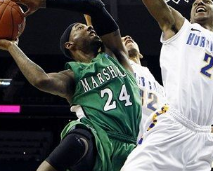 CUSA Tournament: DeAndre Kane Powers Thundering Herd Past Tulsa in 30T 105-100