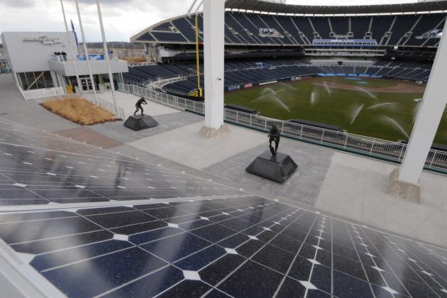 MLB 2012 Preview: Royals Add Power to Kauffmann This Offseason, Solar Power