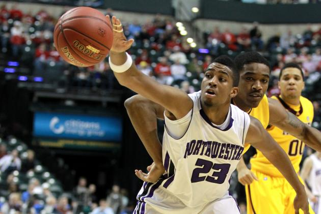Big Ten Tournament 2012: Northwestern's NCAA Hopes on Thin Ice After Loss