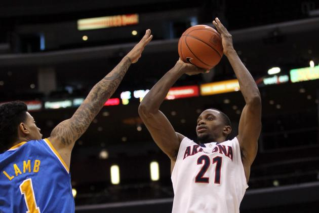 Pac-12 Tournament 2012 Schedule and Bracket: How Arizona Will Reach Big Dance