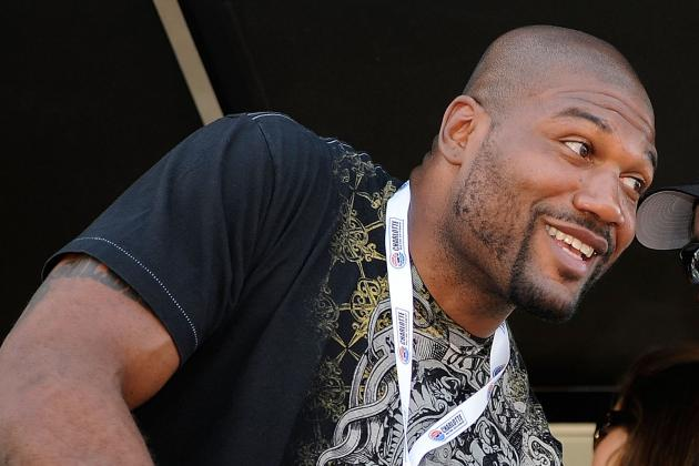 Rampage Jackson Done with UFC?
