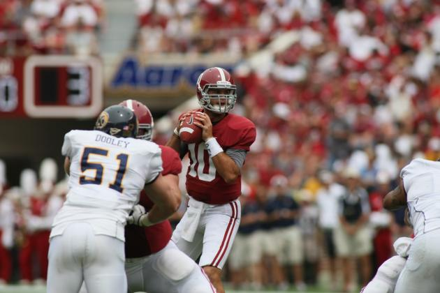 Alabama Football:  Who Will Fill H-Back Role in 2012?