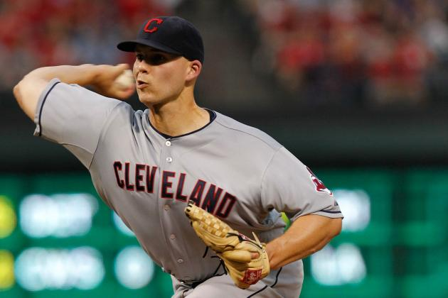 Cleveland Indians 2012: Projecting the Tribe's Starting Rotation