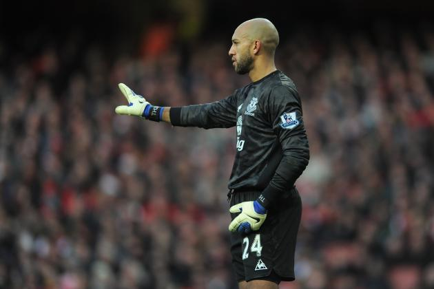 Everton FC: Tim Howard to Remain a Toffee Until 2016