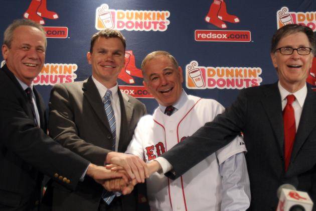 2012 MLB Predictions: Boston Red Sox Season Preview