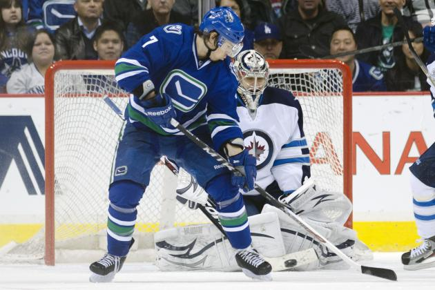 Vancouver Canucks: Did Beating Winnipeg Get the Canucks out of Their Slump?