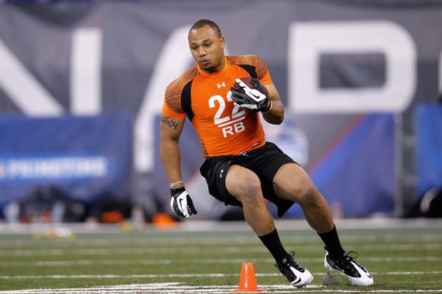 2012 NFL Mock Draft: Washington RB Chris Polk Impresses at Pro Day