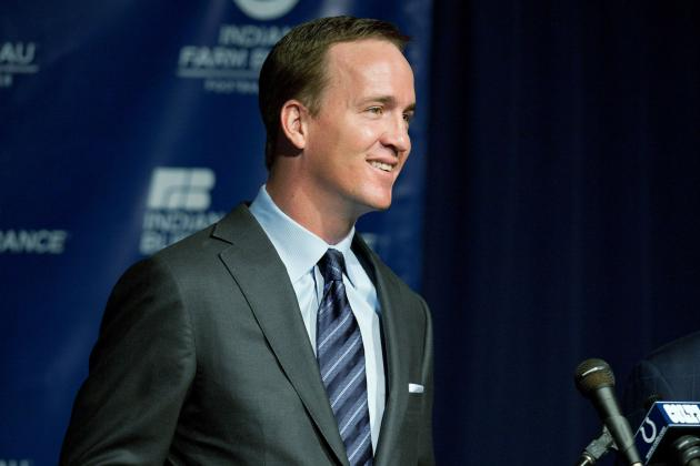 Peyton Manning Goes to Washington: A Capitol Dream—A Fans Delight