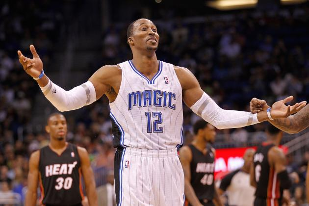 NBA Trade Rumors: Can the Rockets or Warriors Acquire Dwight Howard?