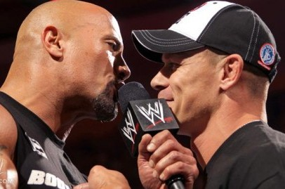 WWE News: John Cena's Arm Note Reference on The Rock Allegedly Not Planned