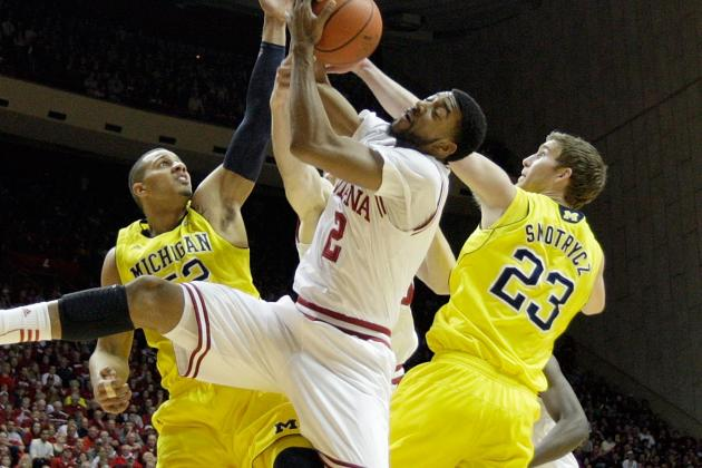 Big Ten Tournament Schedule and Bracket 2012: Top Seeds with Most on the Line