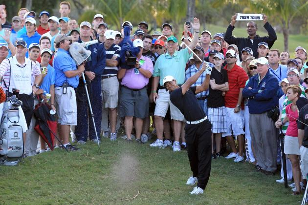 WGC Cadillac Championship 2012: Stars Who Will Bounce Back in Round 2