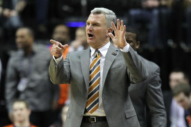 Report: Illinois Head Coach Bruce Weber Will Not Return to Team Next Season