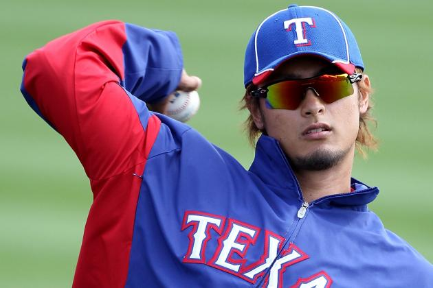 Yu Darvish Debut: Full Analysis and Grades of Rangers Ace's First Spring Start