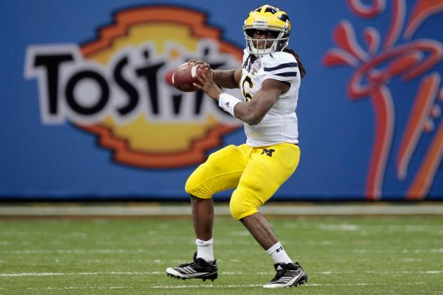 Michigan Football: Breaking Down Michigan's 2012 Schedule