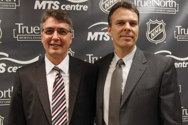 Kevin Cheveldayoff's Establishment of Winnipeg Jets' New Identity