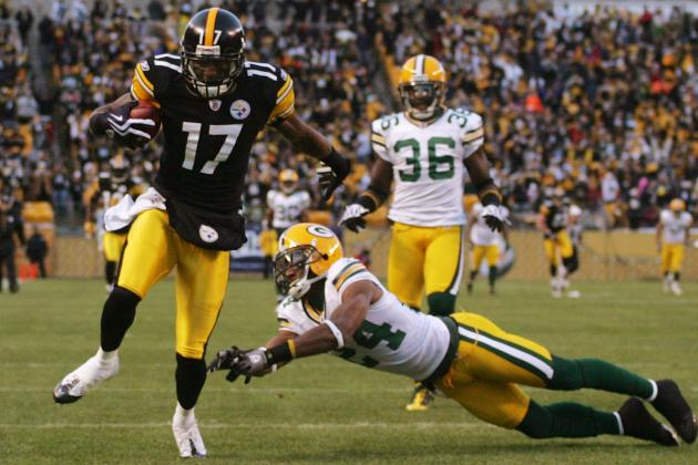 Pittsburgh Steelers: Making an Offer Mike Wallace Can't Refuse