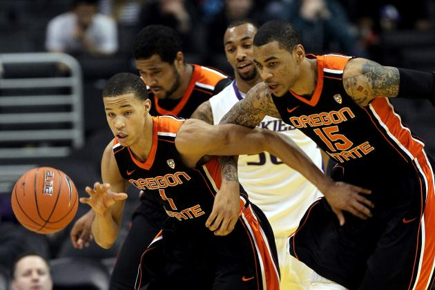 Pac-12 Tournament 2012: Oregon State and Colorado Will Advance in Wacky Tourney