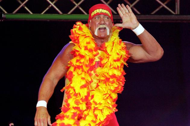 Hulk Hogan Sings Lady Gaga in Video as a Promotion of Fitness Challenge