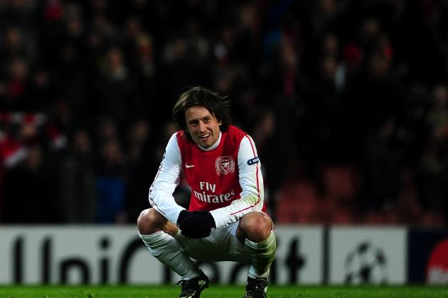 Arsenal FC: A New Deal for Tomas Rosicky and the Glass-Boned Abou Diaby