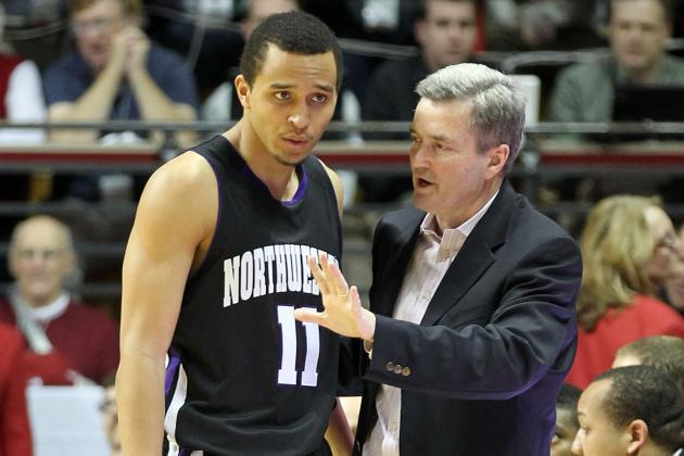 Northwestern Basketball: Should Bill Carmody Be on the Hot Seat?
