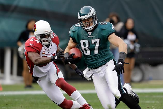 Philadelphia Eagles: Brent Celek Will Be Key to Success in the 2012 NFL Season