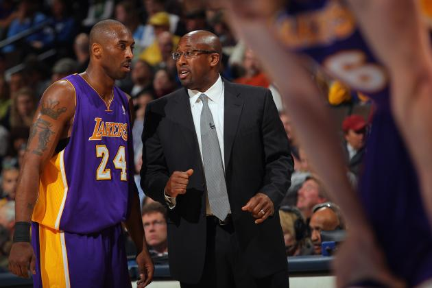 LA Lakers: Why Coach Mike Brown Thinks Kobe Bryant Is the Obvious MVP