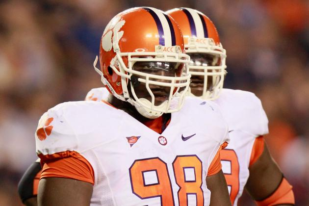 Dallas Cowboys Mock Draft: Is Brandon Thompson of Clemson an Option?