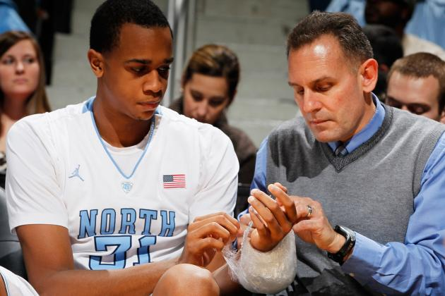 ACC Tournament 2012: How Will the Tar Heels Handle John Henson's Injury?