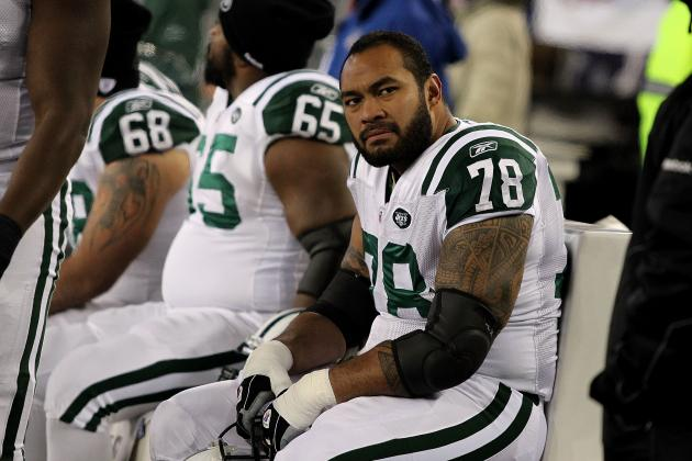 New York Jets Put Wayne Hunter on the Trade Block: Where Do They Go from Here?