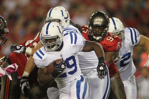 Pittsburgh Steelers: Joseph Addai Could Provide Team with the Back They Seek