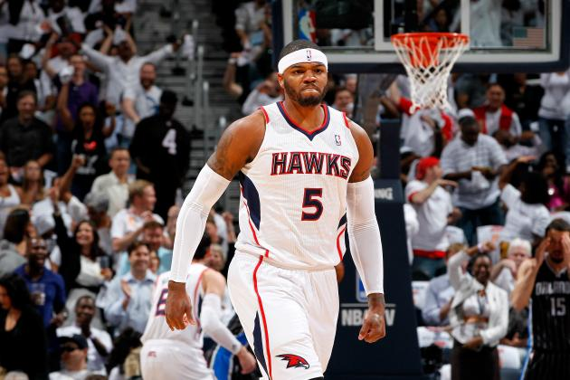 NBA Trade Deadline: Should the Nets Forget Dwight Howard and Pursue Josh Smith?
