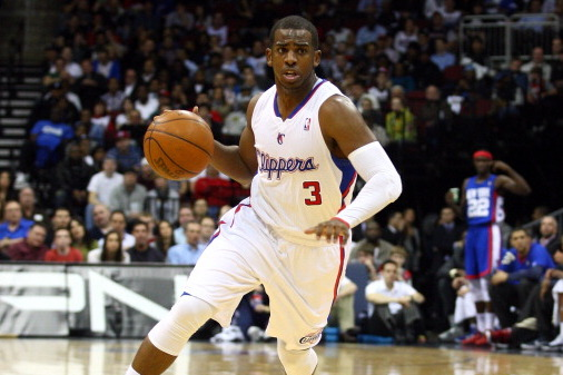 Weekend Watching: Chris Paul Versus the Spurs, Sixers at MSG and Celtics in LA