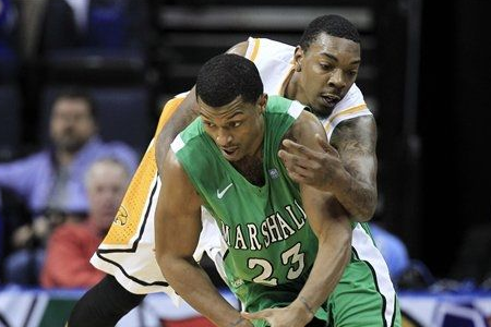 Marshall in C-USA Championship Game with Win over Southern Miss, 73-62
