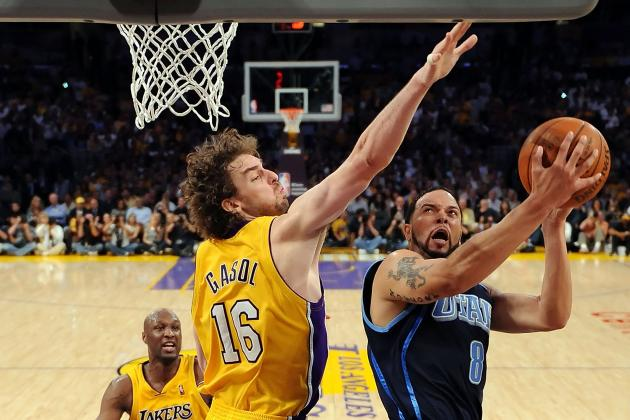 Los Angeles Lakers Rumors: Deron Williams for Pau Gasol Is Only Deal to Consider