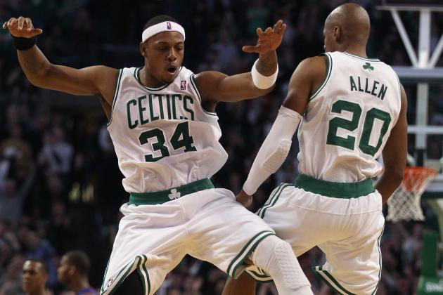 NBA Trade Dealine 2012: Why Boston Celtics Should Stay Quiet at Deadline