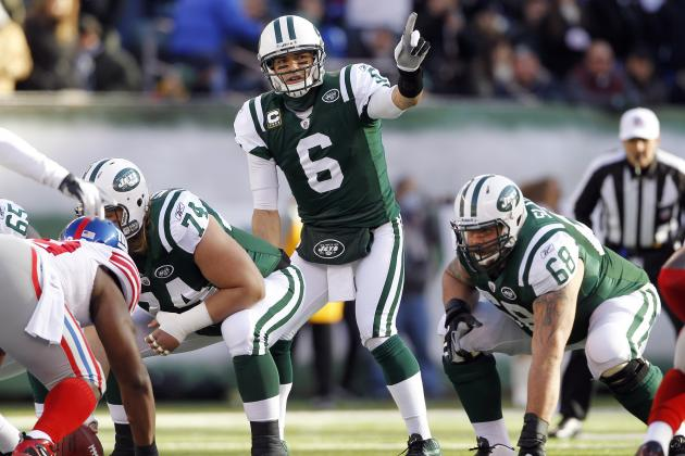 Mark Sanchez, New York Jets Agree on 3-Year Extension: What's Next for NY?