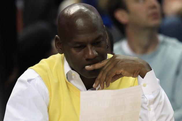 Michael Jordan for a Day: How to Fix the Charlotte Bobcats