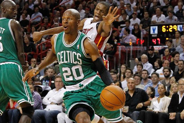 Boston Celtics Trade Rumors: Why Ray Allen Is the Most Coveted Trade Piece