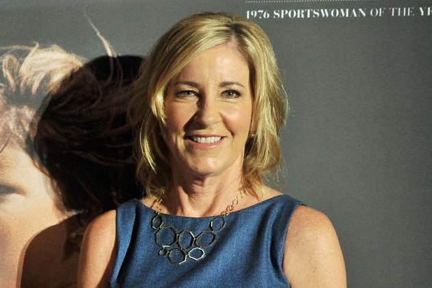Adding Chris Evert to Their Broadcast Team Is a Grand Slam for ESPN