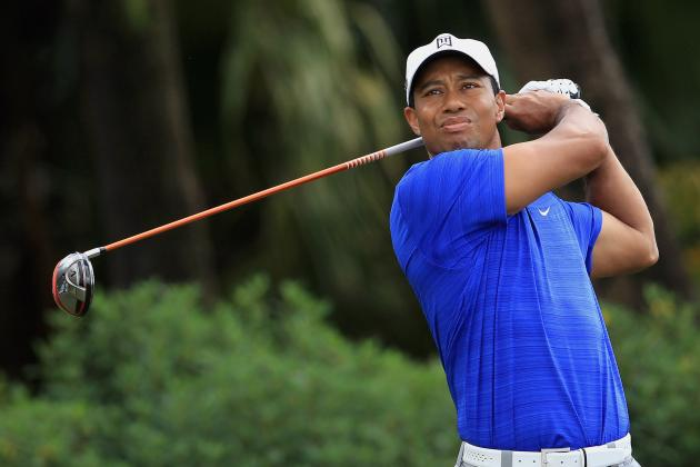 Tiger Woods at Cadillac Championship 2012: Highlights, Updates and Review