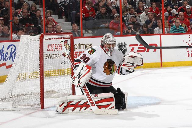 Chicago Blackhawks: Can Ray Emery Carry Them to a Stanley Cup Championship?