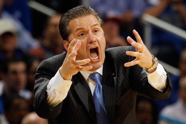 SEC Tournament 2012: Sloppiness Will Be Kentucky's Downfall