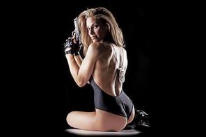 Trish Stratus Talks Bounty Hunters, MMA and Rock vs. Cena