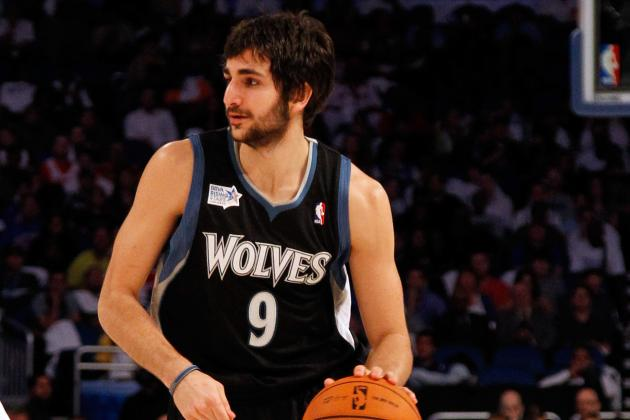 NBA News: Ricky Rubio Out, Understanding an ACL Tear