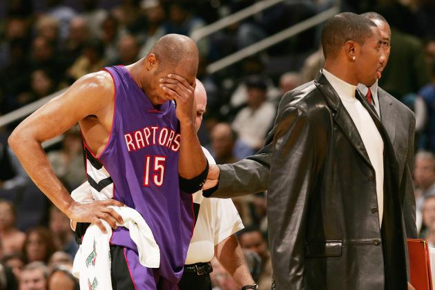 Report: Raptors Denied Vince Carter for Nowitzki, Nash Trade in Early 2000's